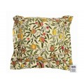 William Morris Gallery Fruits Square Oxford Seat Pads