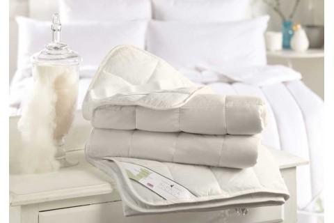 Natural Comfort British Organic Lambswool Duvets