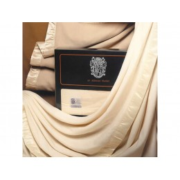 John Atkinson Pure Cashmere Blankets (Silk Or Satin Binding)