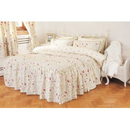 Belledorm Country Cottage Fitted Bedspreads
