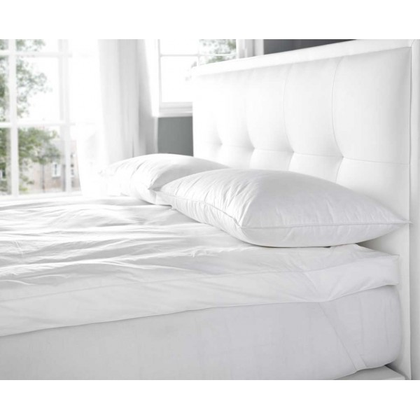 Euroquilt Suprelle Eco Tencel Fresh Mattress Toppers