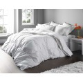 Euroquilt All Seasons 4.5 plus 10.5 Tog Pure European Duck Down Duvets