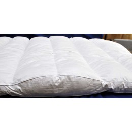 Euroquilt Lumbar Support Feather Mattress Toppers