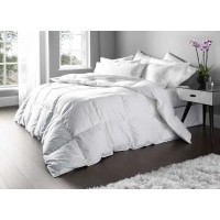 Euroquilt 70% European Duck Feather & Down Hotel Duvets All Seasons 9.0 and 4.5 tog