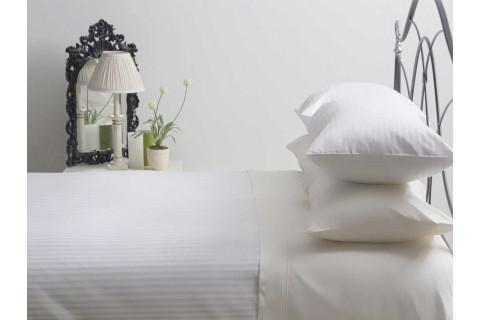540 Thread Count Hotel Suite Satin Stripe Bedlinen
