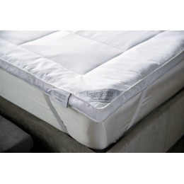 Belledorm Silk Mix Mattress Toppers