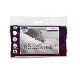 Catherine Lansfield - Light Touch Hollowfibre 10.5 Tog Duvets