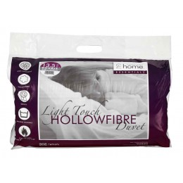 Catherine Lansfield - Light Touch Hollowfibre 13.5 Tog Duvets
