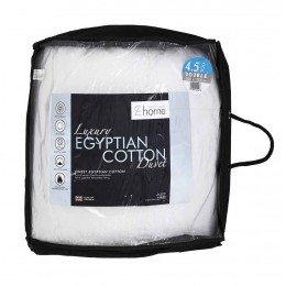Catherine Lansfield - Egyptian Cotton 4.5 Tog Duvets