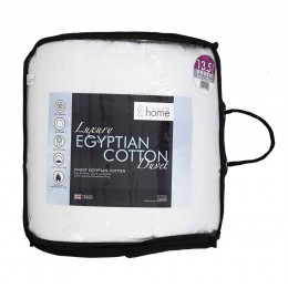 Catherine Lansfield - Egyptian Cotton 13.5 Tog Duvets