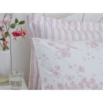 Charlotte Thomas Amelie Pink Duvet Cover Sets & Curtains