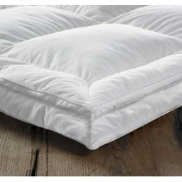 Euroquilt Pure Duck Down Combination Mattress Toppers