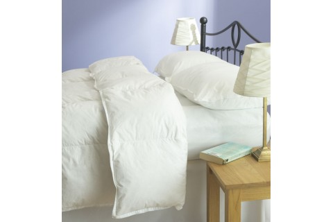 Euroquilt European White Goose Feather and Down Duvets