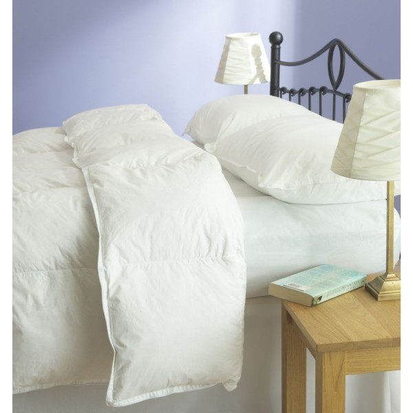Euroquilt European Goose Feather and Down 7.5 tog Duvets