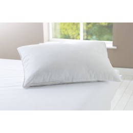 Euroquilt European Goose Feather and Down FIRM Pillows