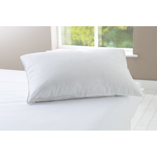 Euroquilt European Goose Feather and Down SOFT Pillows