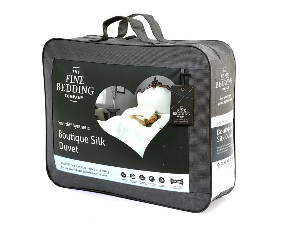 Fine Bedding Company Boutique Silk 13 5 Tog Duvets