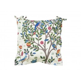 William Morris Oxford Seat Pads Kelmscott Tree