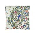 William Morris Square Filled Cushions Kelmscott Tree