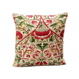 William Morris Square Filled Cushions Lodden