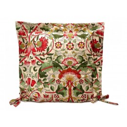 William Morris Oxford Seat Pads Lodden