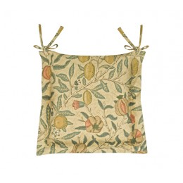 William Morris Oxford Seat Pads Fruis Major