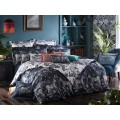 Emma J Shipley Navy/White Lost World Duvet Covers