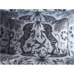 Emma J Shipley Kruger Boudoir White Pillowcase