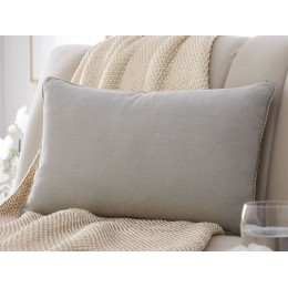 Tess Daly Diamante Trimmed Cushion
