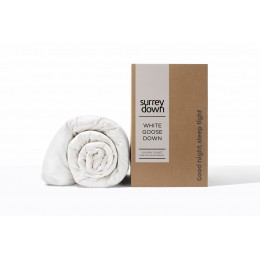 Surrey Down Home Goose Down 10.5 Tog Duvets