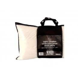 Die Zudecke Canadian Snow Goose Down Pillows