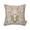 The Chateau by Angel Strawbridge A Woodland Trail Cream Cushion