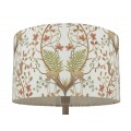 The Chateau by Angel Strawbridge A Woodland Trail Cream Lampshade