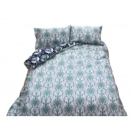 The Chateau by Angel Strawbridge Heron On The Moat Grey Duvet Cover Sets