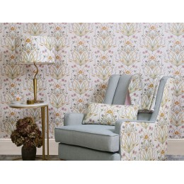 The Chateau by Angel Strawbridge Potagerie Cream 10 Metre Wallpaper