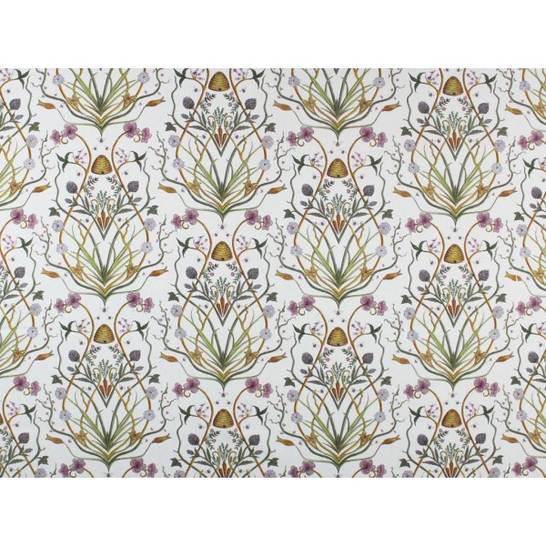 The Chateau by Angel Strawbridge Potagerie Cream Fabric by The Metre