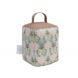 The Chateau by Angel Strawbridge Doorstop Lily Garden Eau De Nil