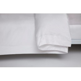 400 Thread Count Egyptian Cotton White Bedlinen
