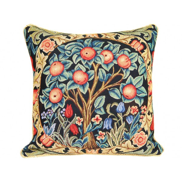 William Morris New Tapestry Tapestry Orange Tree Cushions